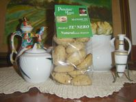 Biscotti al Te' Nero