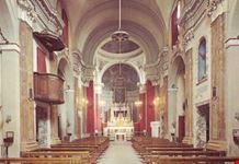 Interno della Chiesa Parrocchiale
