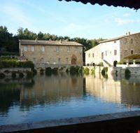 Bagno vignoni attrazioni nei dintorni di castiglione d 39 orcia - Alberghi bagno vignoni ...