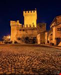 Piazza del Maniero e Rocca Medievale