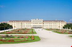 vienna il castello di schonbrunn