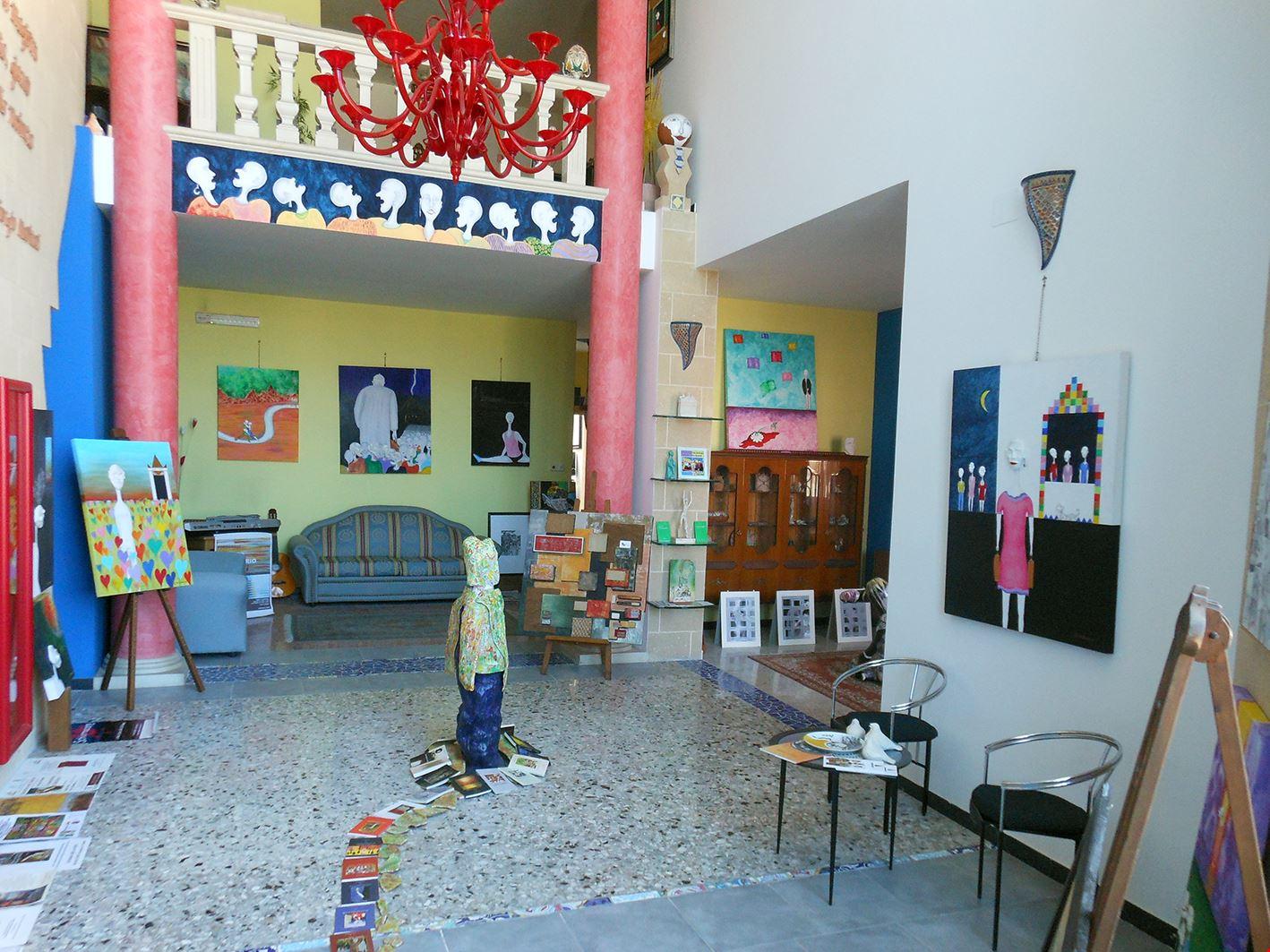 Galleria permanente di Giorgio De Cesario