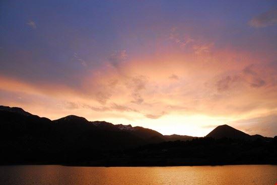 16423 castel san vincenzo tramonto