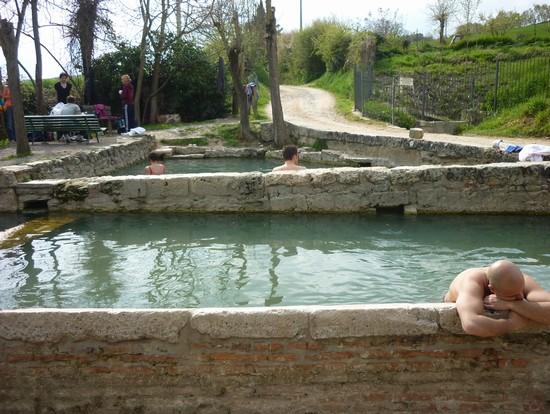 Foto vasche nel bosco a san casciano dei bagni 550x414 autore lavinia berti 6 di 7 - Hotel san casciano dei bagni ...