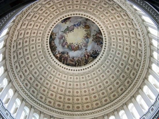 16490 firenze interno della cupola