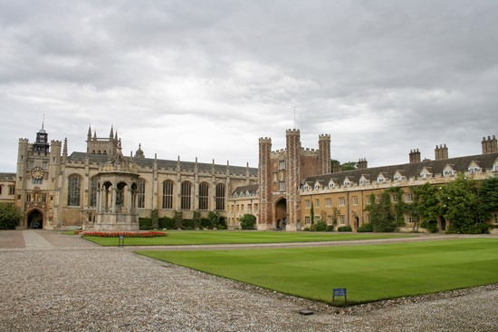 Trinity College Cambridge Monuments And Historic Buildings