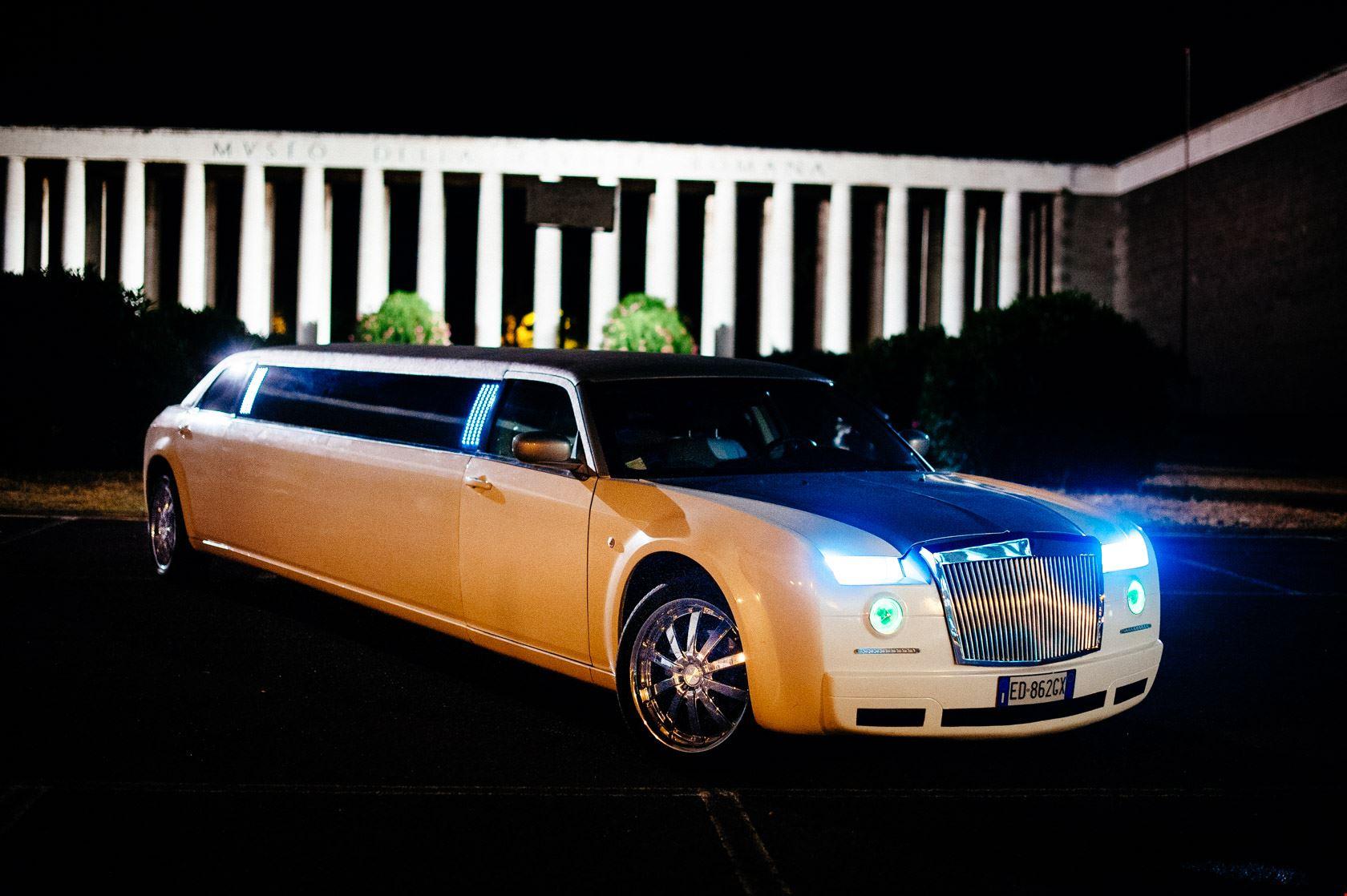 Chrysler Phantom limousine