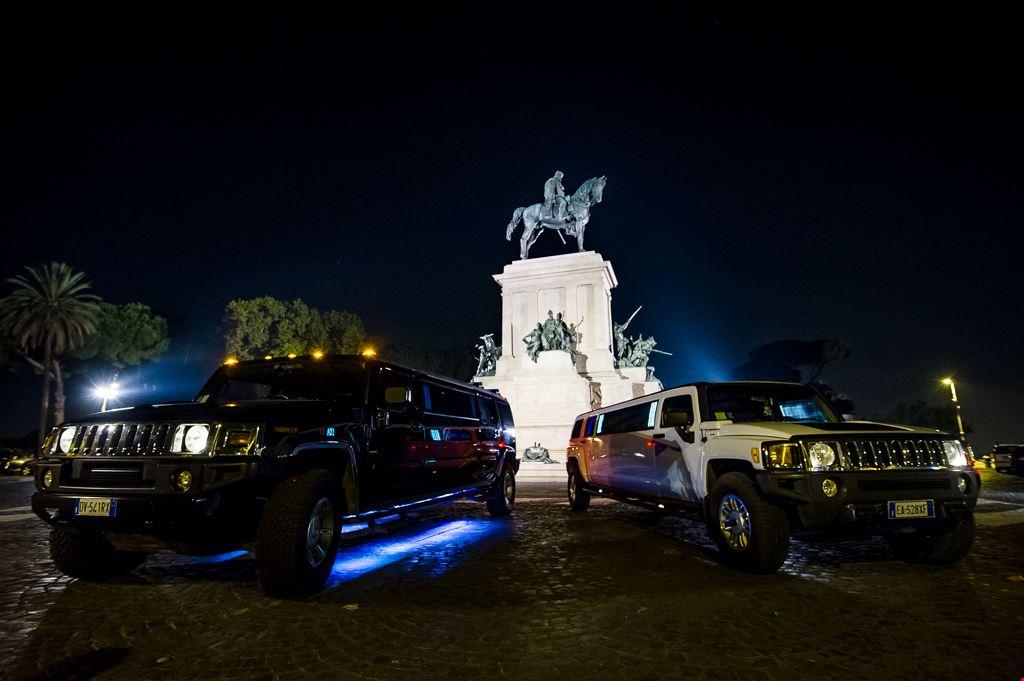 Hummer limousine