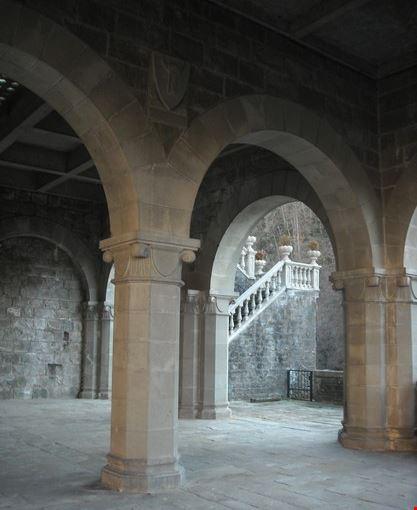 portici di Bagnone