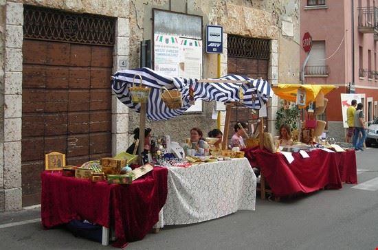 16569 monzambano bancarelle della mostra-mercato