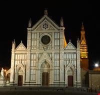 16584 firenze la facciata di santa croce