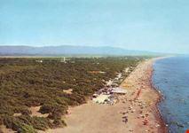 Veduta del litorale