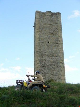 La torre di Bascio