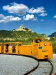 Parco archeominerario di San Silvestro - il treno minerario