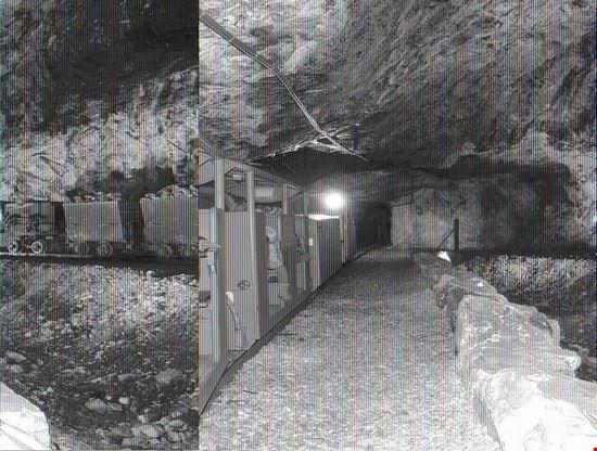 Parco archeominerario di San Silvestro - la galleria Lanzi-Temperino