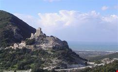 Parco archeominerario di San Silvestro - la Rocca di San Silvestro
