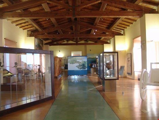 Museo archeologico del Territorio di Populonia - sala