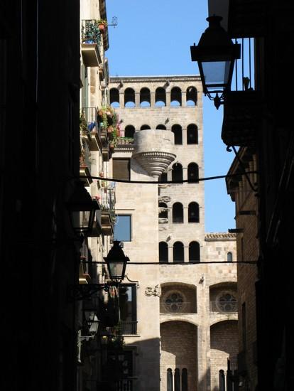 Foto scorcio a barcellona 414x550 autore alicia for Villaggi vacanze barcellona
