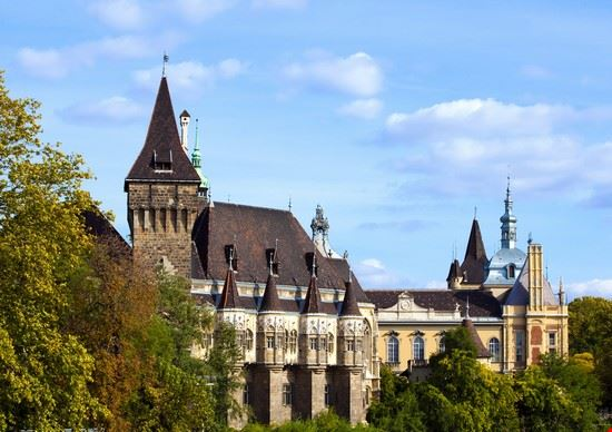 Castello Vajdahunyad Vara
