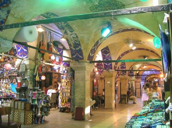 17132 istanbul grand bazar