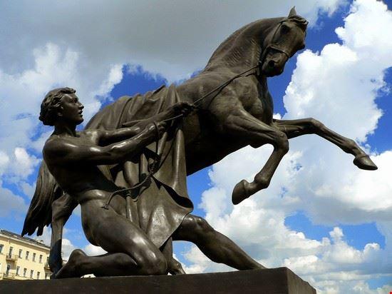 Il Monumento a Caterina la Grande