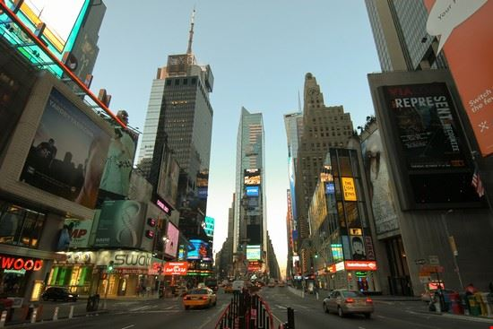 17161 new york time square