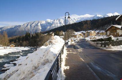 Piccola Città sulle Dolomiti