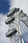 Particolare del London Eye