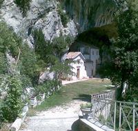 Veduta generale del santuario