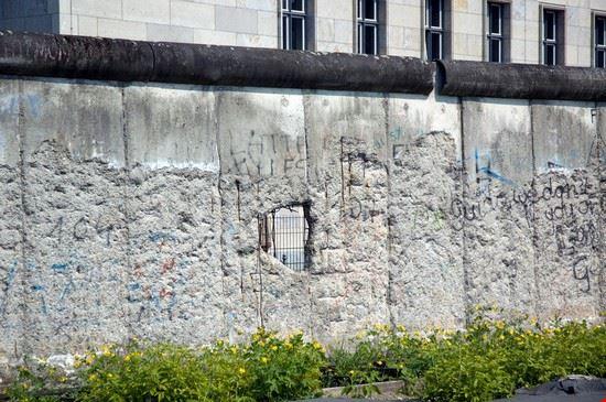 17379 berlino particolare del muro