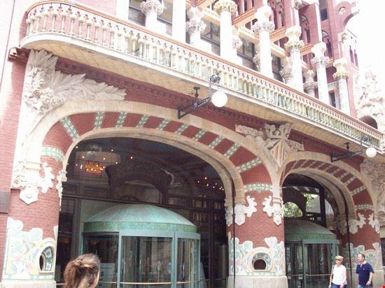 Particolare facciata laterale