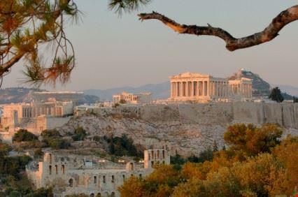 Veduta dell'Acropoli