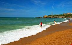 biarritz il surf