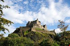 edimburgo castle rock