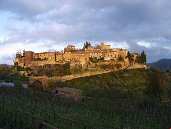 Il Borgo di Montefioralle