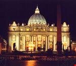 roma basilica di san pietro