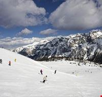 La pista da sci