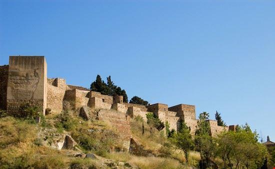 17656 malaga alcazaba