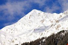 ischgl montagne innevate a ischgl