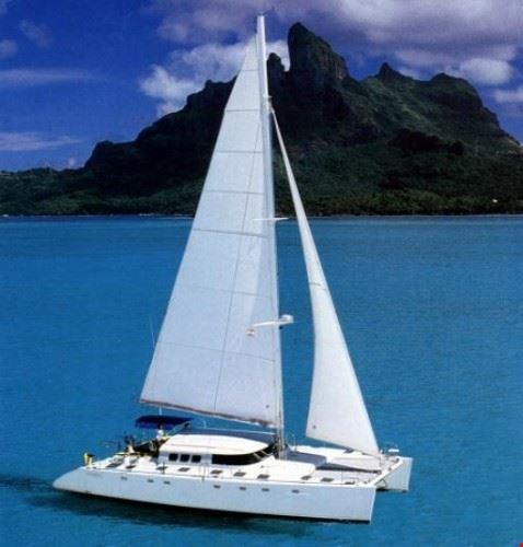 mahe crociera in catamarano
