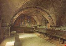 San Damiano, il Refettorio