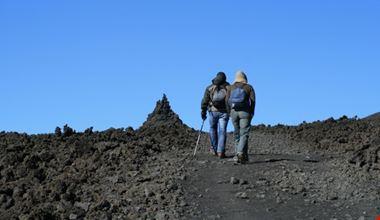 Trekking sull' Etna