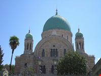 firenze sinagoga facciata