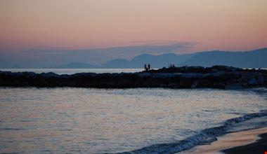 Ronchi al tramonto