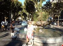 marsiglia fontana in corso mirabeau