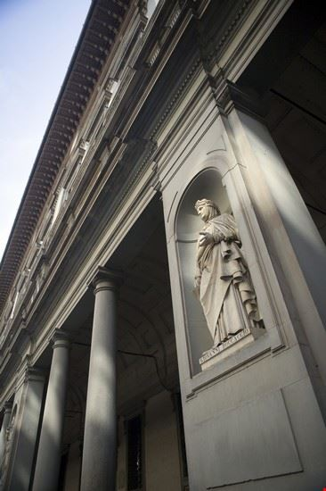 17796 firenze galleria degli uffizi