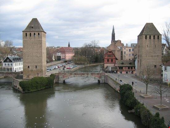 17807 strasburgo scorcio de la petite france