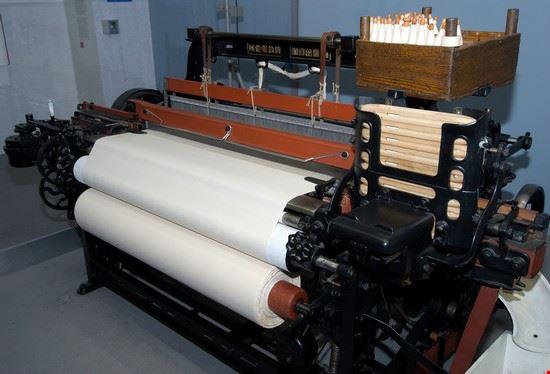 17813 londra uno dei macchinari esposti nel museo