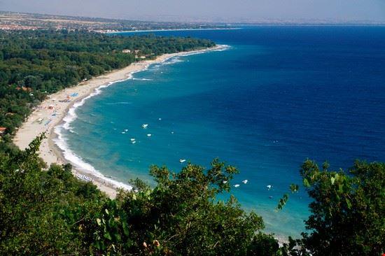 Spiaggia di Pefkoulia