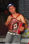 Un suonatore di fisarmonica (©Alessio Calcagni)